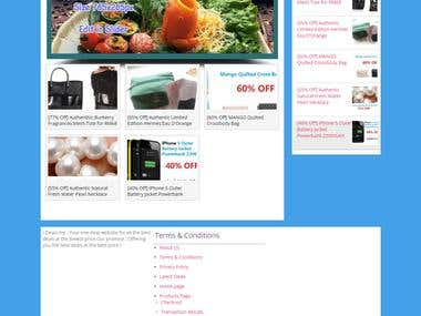 Wordpress theme/plugin