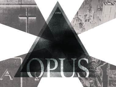Album Cover-Opus