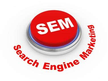 Search Engine Marketing(SEM)
