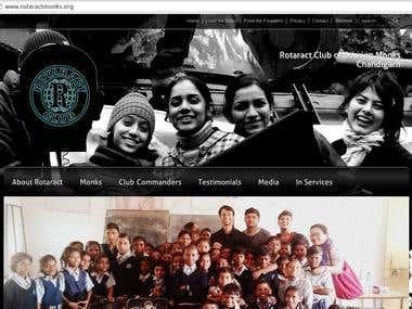 Rotaractmonks.org