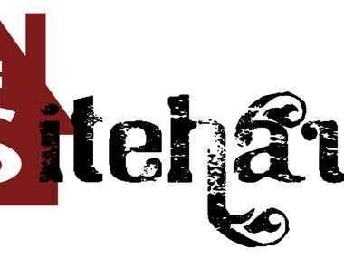 Logo for web design company