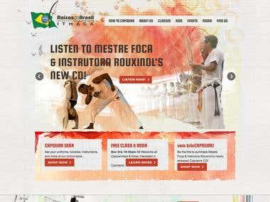 Capoeira Ithaca