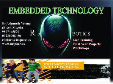 Embedded Software & Website Work