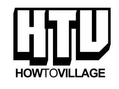 How To Village Logo