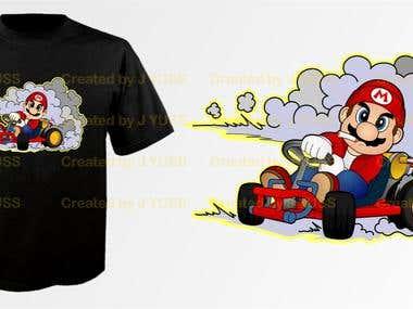 T Shirt - Cartoon