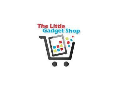 Logo Design For Gadget Shop