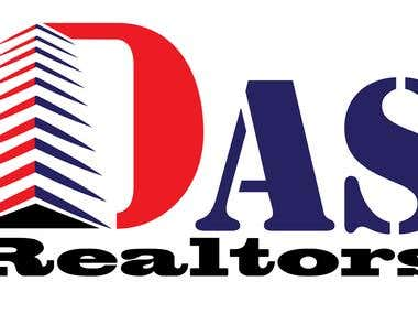 Das real estate logo