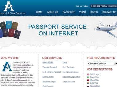 A Visa Services
