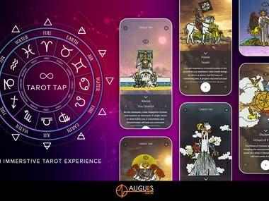 Tarot Tap : Tarot Card Reading App