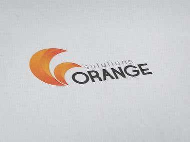 Orange Solution Stationery