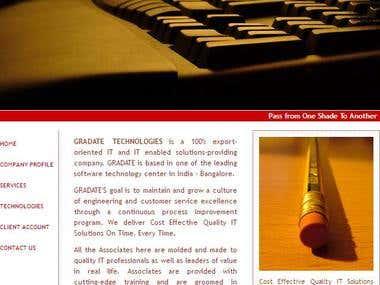 Gradate Technologies