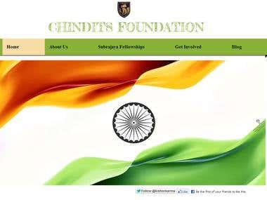 Chindits Foundation