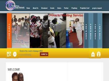 All Nations Gospel Outreach