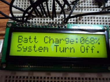 Battery Charging System and Power Management