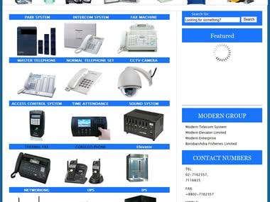 Modern Telecom System
