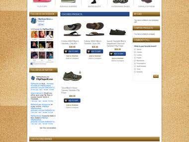 Magento Site