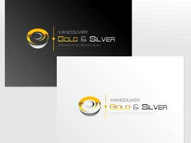 Logo for Vancouver Gold & Silver