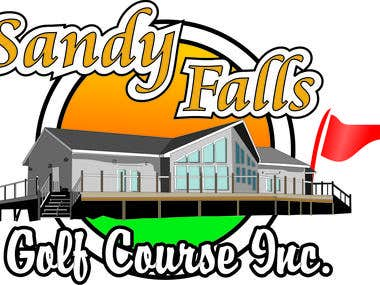 Sandy Falls Logo