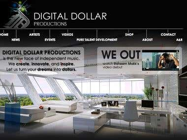 Digital Dollar Music