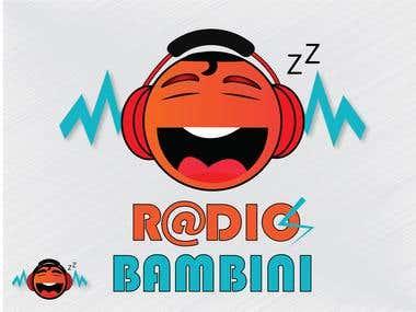 Logo Design For Radio Company