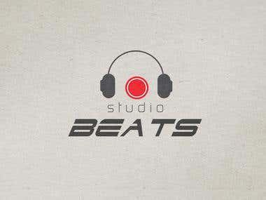 Beat Studio Brand Indentity