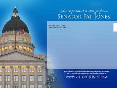 Senator Pat Jones