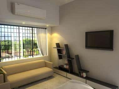 3d Architecture and Interior Design