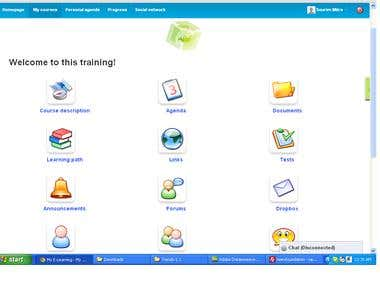 e Learning System