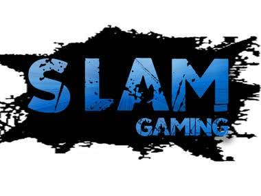 Logo for Slam Gaming