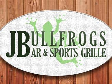 Client Logo: JB Frogs