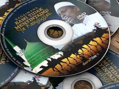 Sermon CD/DVD Labels