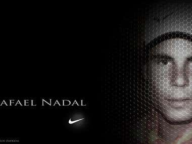 Rafael Nadal - Nike (Ad)