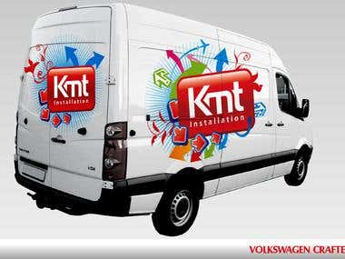 Van / Vehicle Graphics
