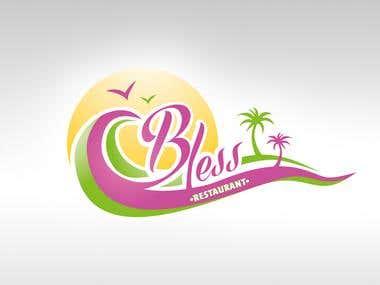 Bless restaurant logo