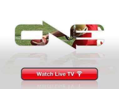 America One Live TV App