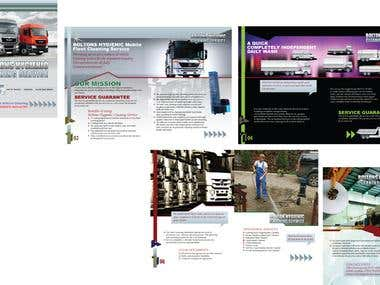 Booklet / Brochure Design