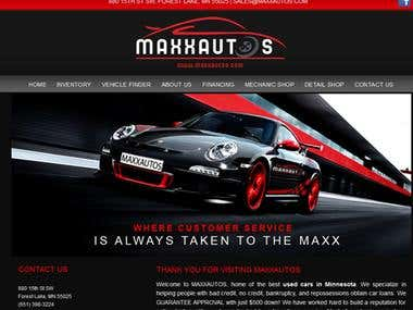 MAXX AUTOS