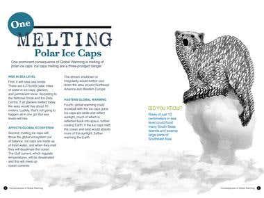 Global Warming Typography Handbook