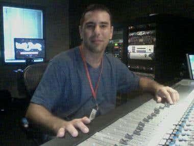 Rickaudio Music Home Page