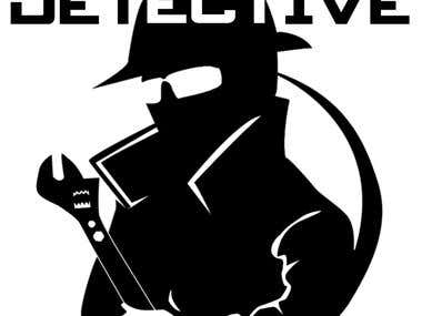Dent Detective Logo