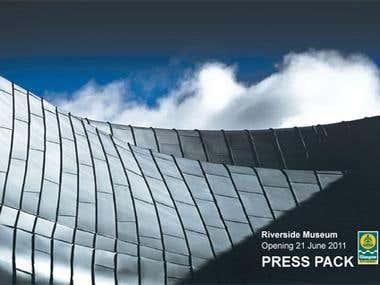 Riverside Museum Press Pack