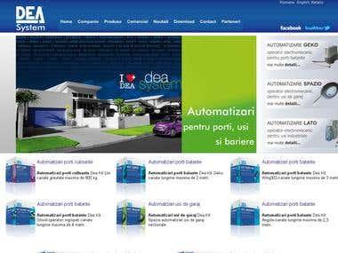 Gate automatization