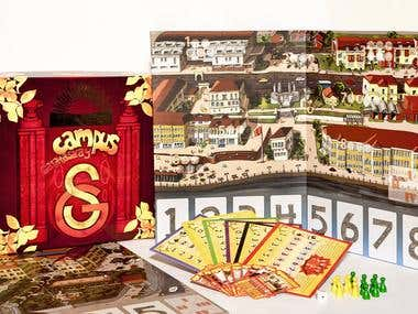 Campus Galatasaray - Board Game