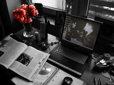 Adnan Editing