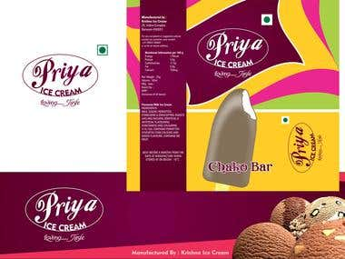 Priya Ice Cream