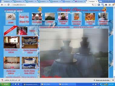 Weding web site