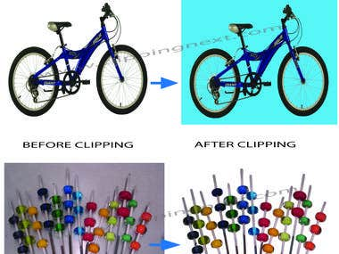 Complex Clipping Path