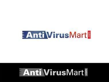 Logo Design for AntivirusMart.com