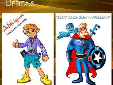 All illustrations