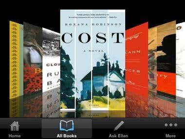 iTunes app: What Books Should I Read?